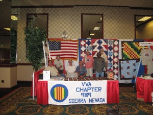 VVA Convention - Aug. 2011 -Bob, Jay, Terry, Gary, Tod, Jim, and Kenny