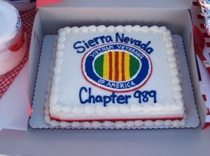 June 2012 - Happy Birthday 989 ! Chapter Potluck Dinner.