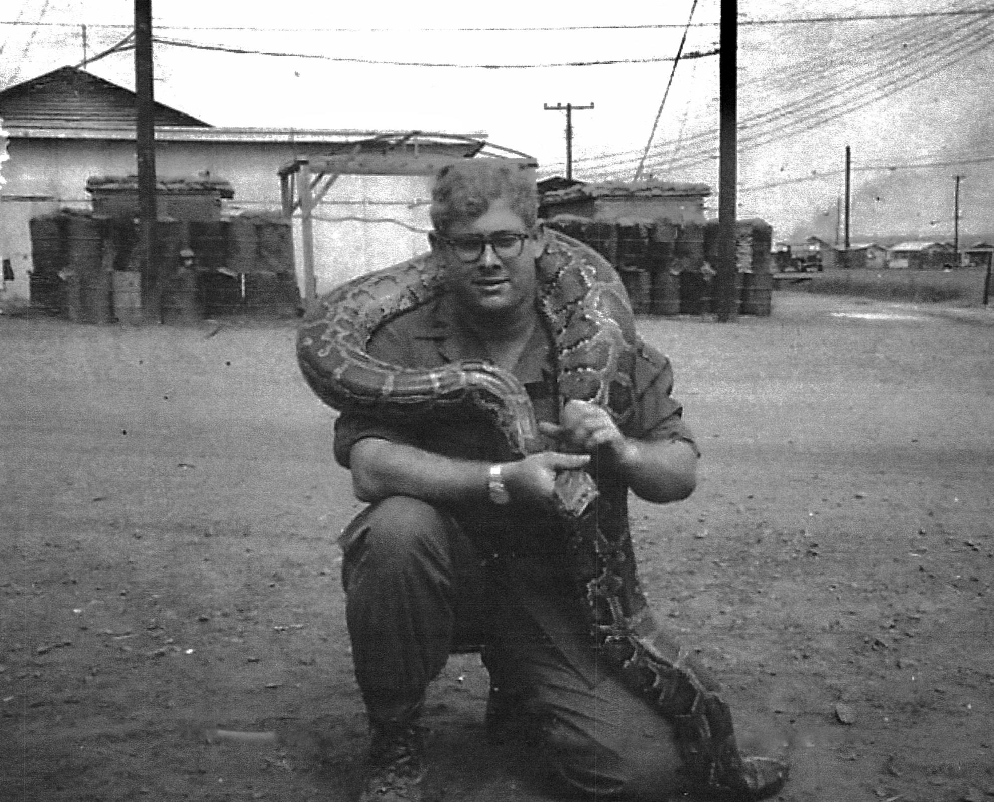 Gary Meckler (USA) 1968