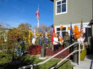 Veterans Day 2013 - Chapter 989 holds annual Agent Orange Outreach at the Veterans Guest in Reno, Nevada.