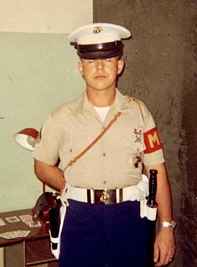 Bob Edwards Marine Barracks Pearl Harbor 67 or 68 copy