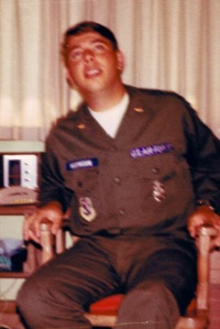 John Dickinson USAF c.1970